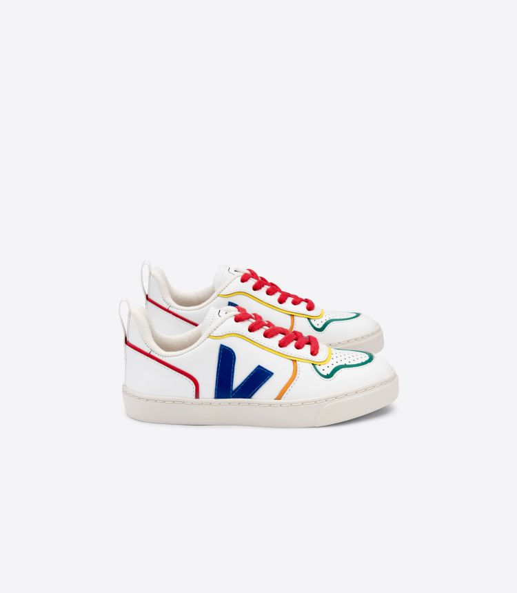 V-10 VEJA X HUNDRED PIECES WHITE MULTICO COOL