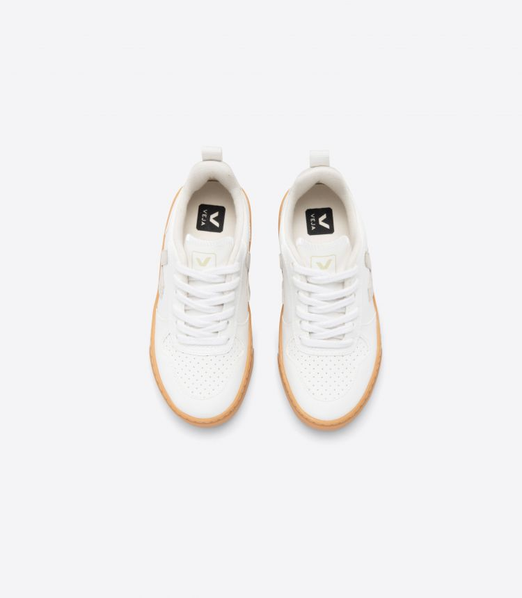 V-10 CWL WHITE NATURAL GUM SOLE