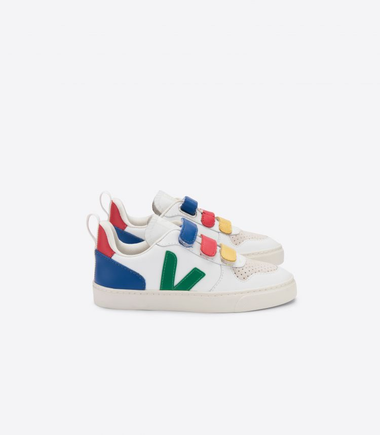 VEJA X BONTON V-10 WHITE GOLD YELLOW EMERAUDE