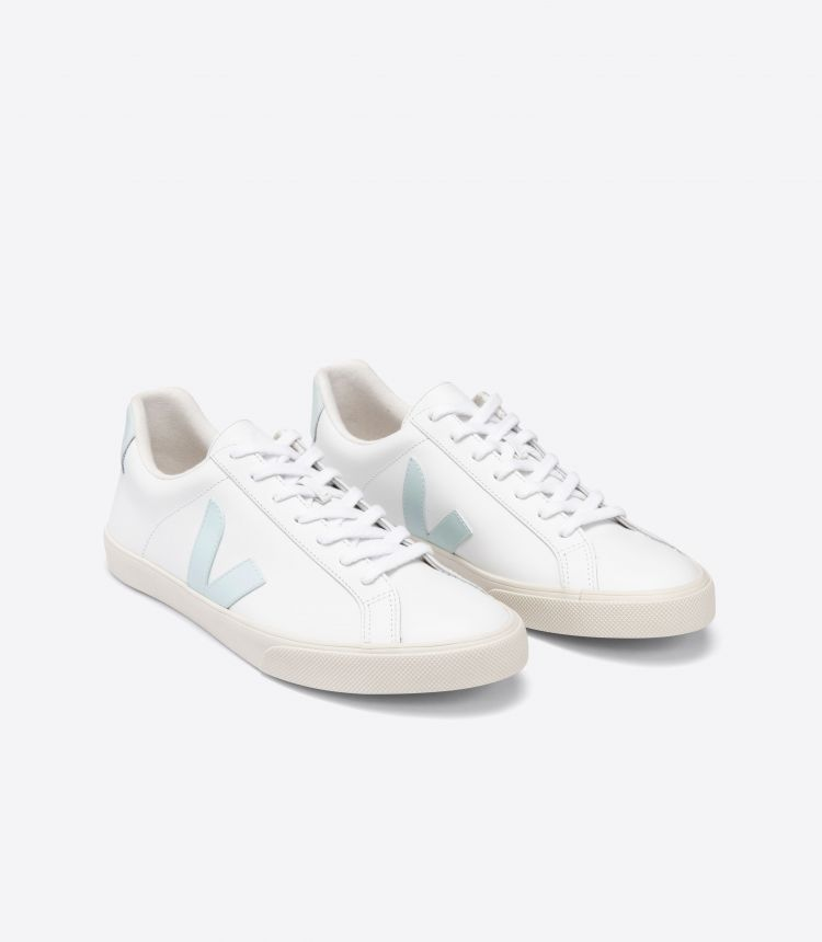 ESPLAR LEATHER WHITE MENTHOL