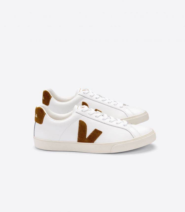 ESPLAR LEATHER WHITE CAMEL