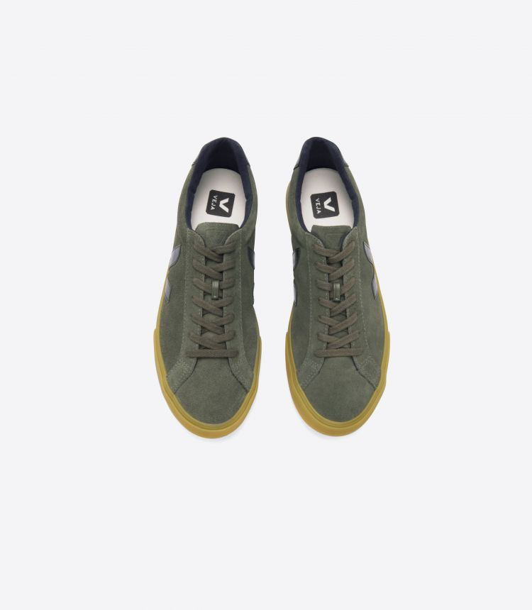 ESPLAR OLIVE BLACK NATURAL SOLE