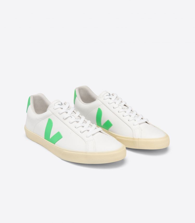 ESPLAR CHROMEFREE WHITE ABSINTHE BUTTER-SOLE