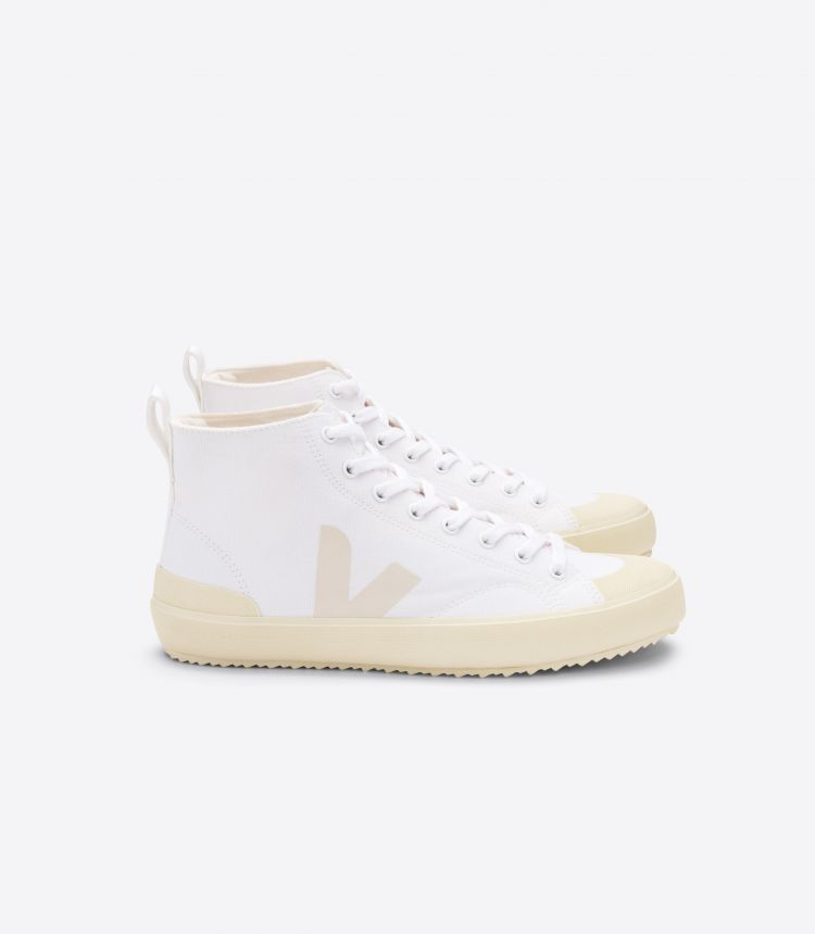 NOVA HT CANVAS WHITE BUTTER SOLE
