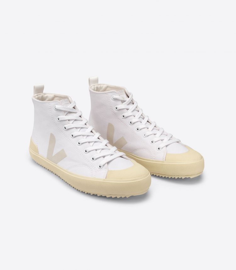 NOVA HT CANVAS WHITE BUTTER-SOLE