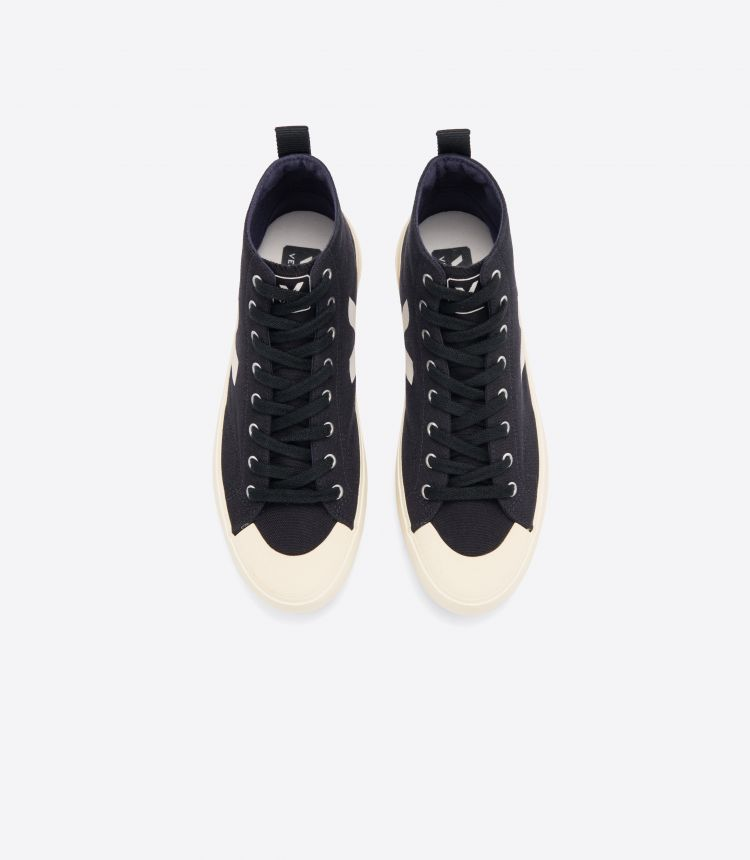 NOVA HT CANVAS BLACK BUTTER SOLE