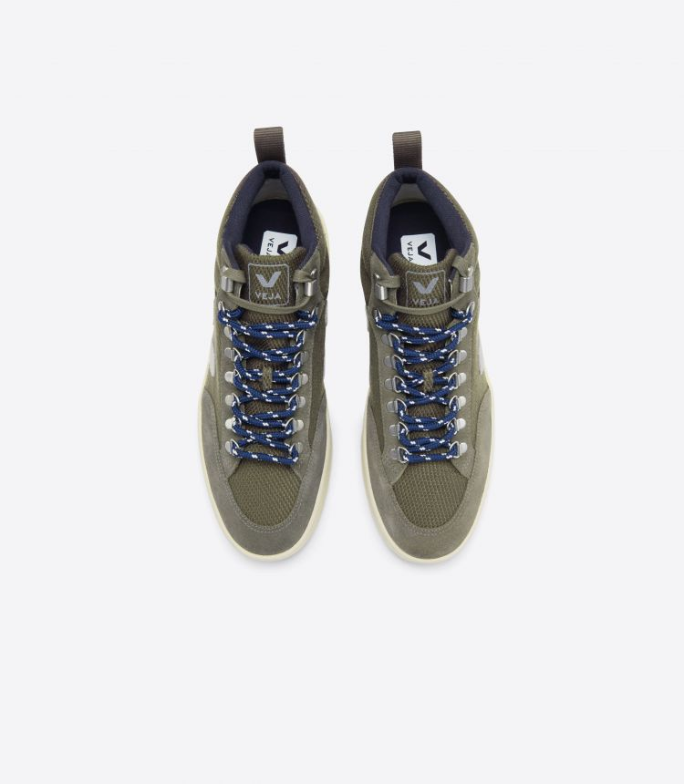 RORAIMA B-MESH OLIVE OXFORD GREY