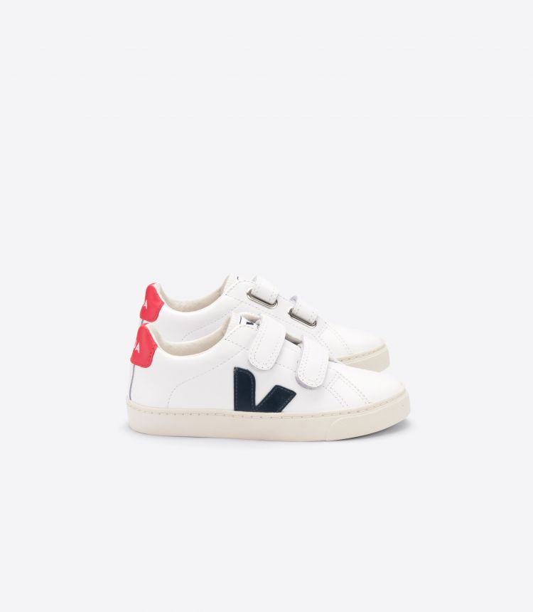 ESPLAR LEATHER WHITE NAUTICO PEKIN