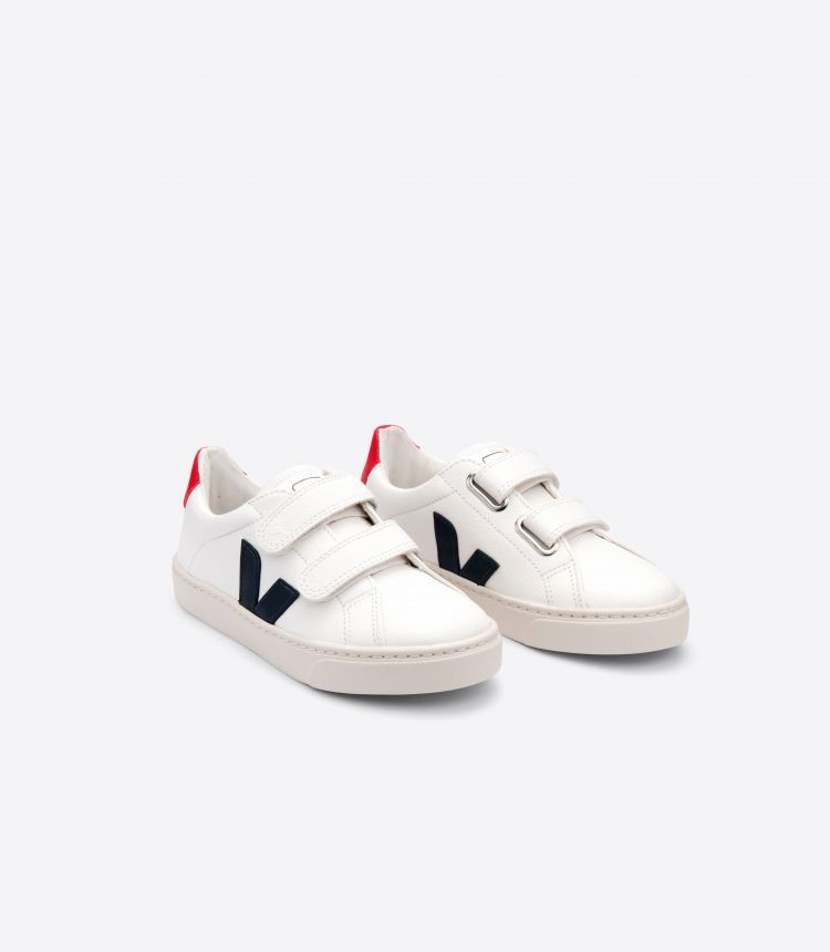 ESPLAR LEATHER EXTRA WHITE NAUTICO PEKIN