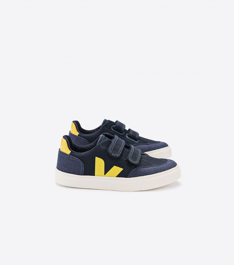 V-12 VELCRO CANVAS NAUTICO GOLD YELLOW