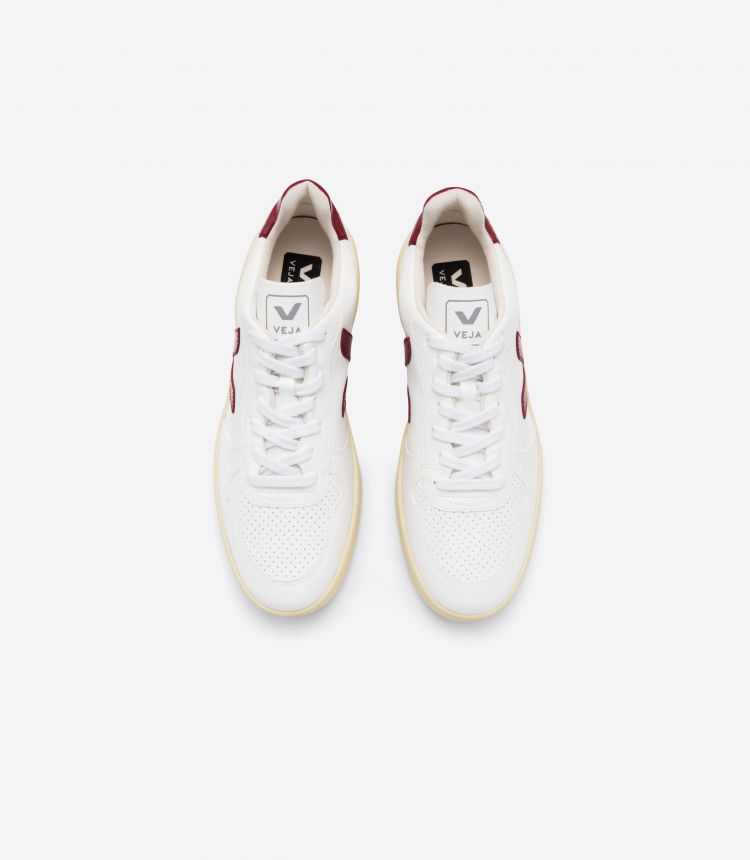 V-10 CWL WHITE MARSALA BUTTER SOLE