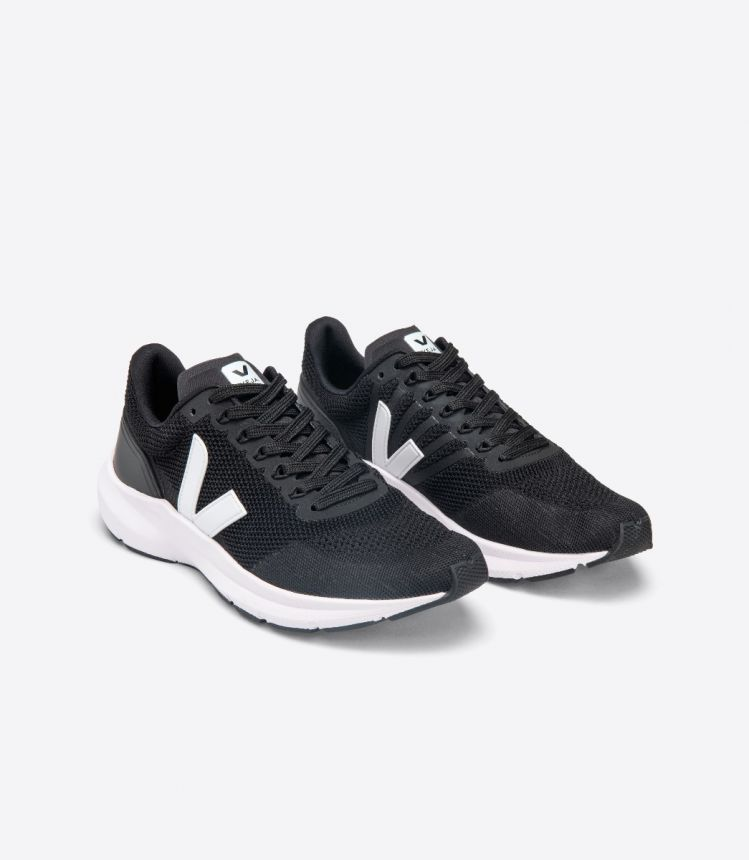 MARLIN V-KNIT BLACK WHITE