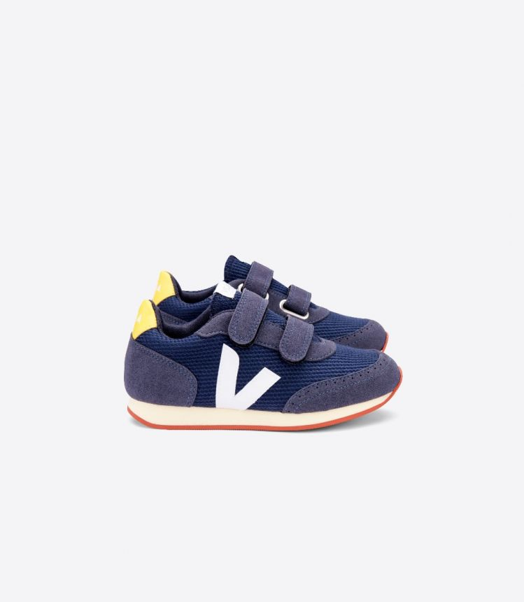 ARCADE B-MESH NAUTICO WHITE BUTTER SOLE JUNIOR