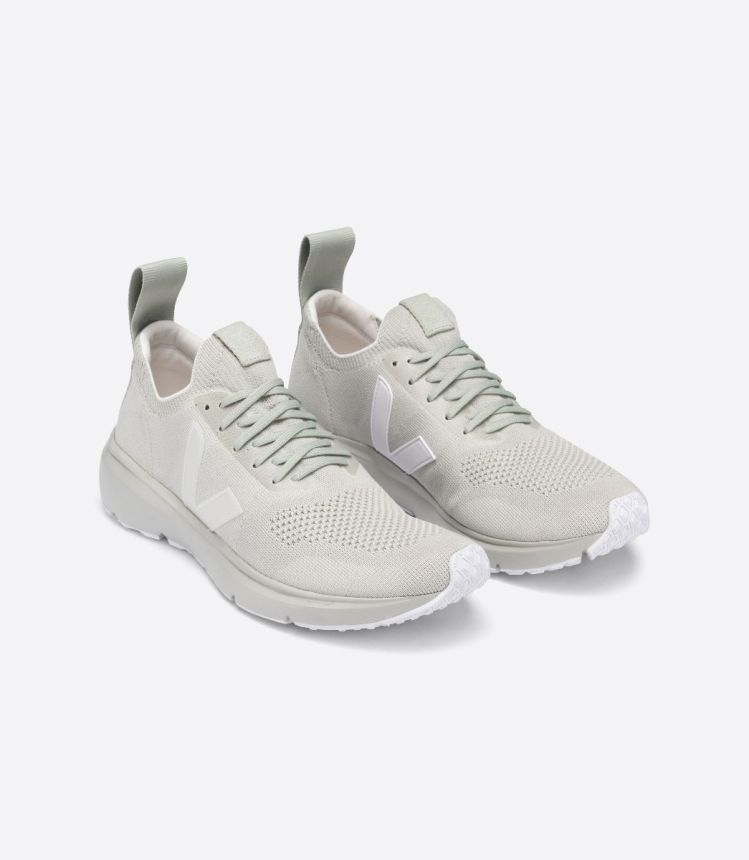 RUNNER STYLE 2 V-KNIT RICK-OWENS OYSTER